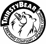 thirsty bear logo